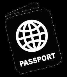 passport stamp icon